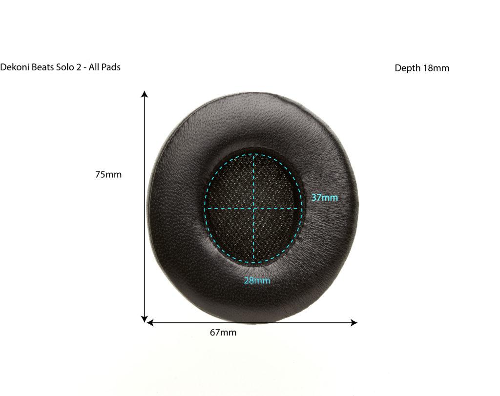 Dekoni EPZ-SOLO2-ELVL