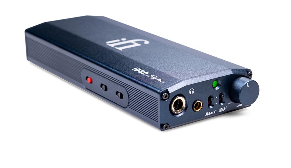 iFi Micro iDSD Signature - DSD MQA D/A-Wandler