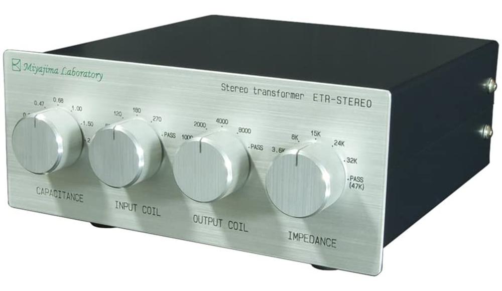 Miyajima ETR-Stereo - MC Stepup Transformator