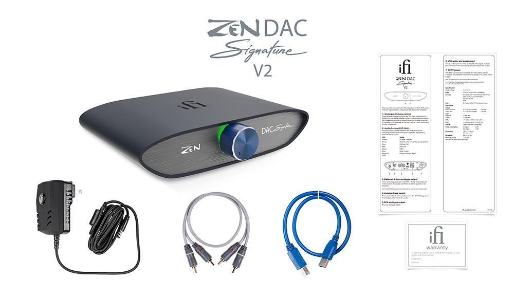 iFi Zen Dac Signature V2