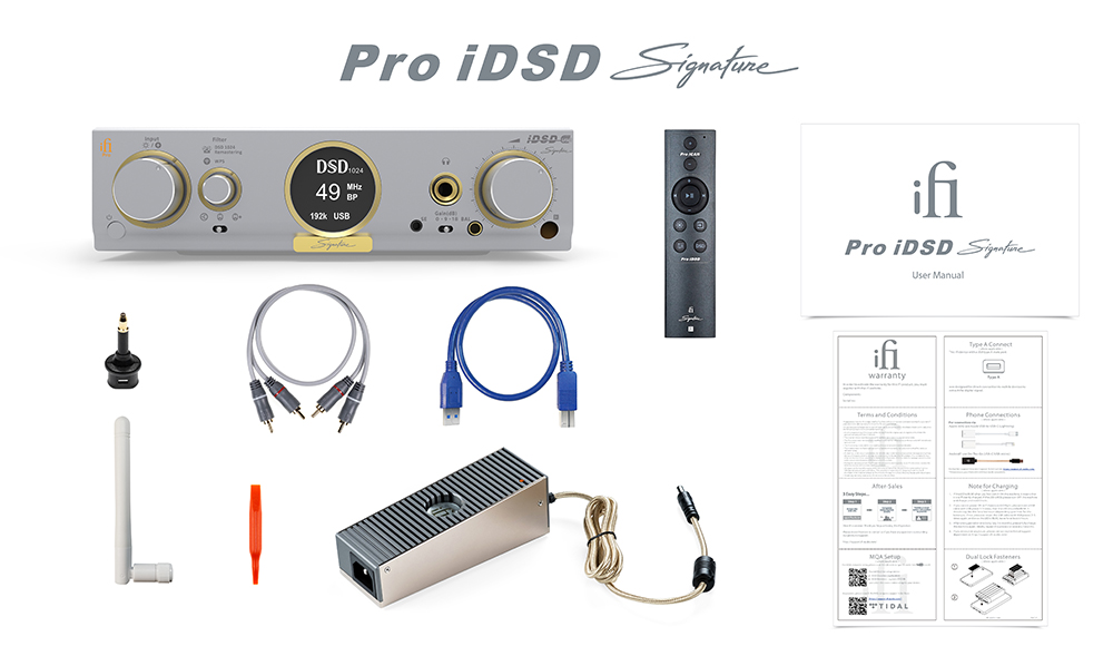 Pro-IDSD-Signature-Lieferumfang