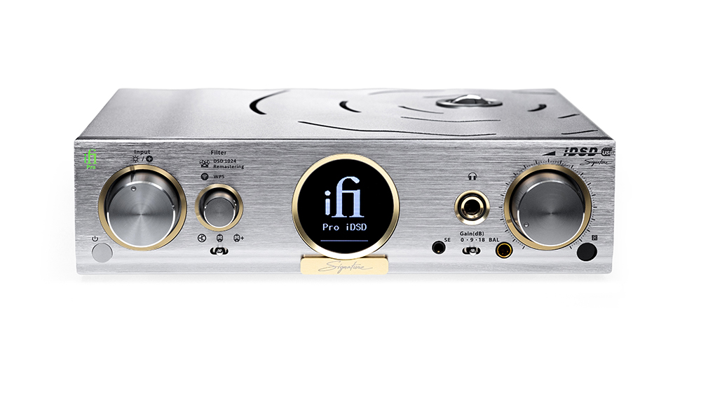 iFi Pro iDSD Signature